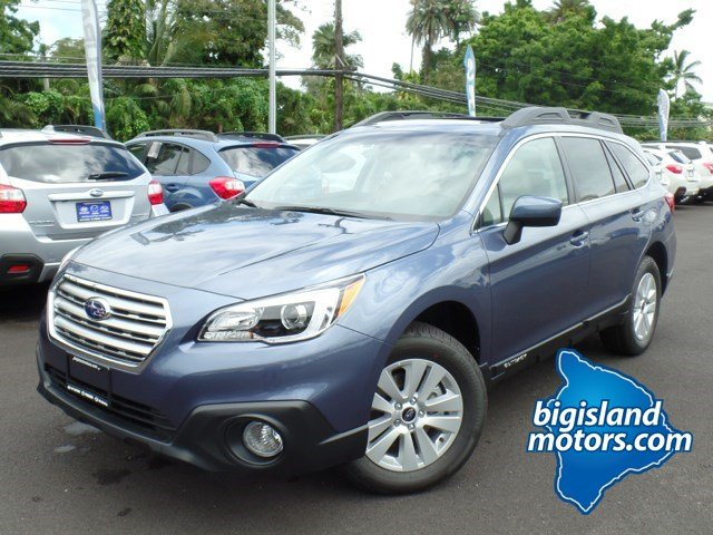 new 2016 subaru outback premium sport utility in hilo g631871 big island motors. Black Bedroom Furniture Sets. Home Design Ideas
