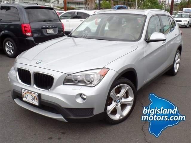 PreOwned 2014 BMW X1 xDrive35i Sport Utility in Hilo G632013A